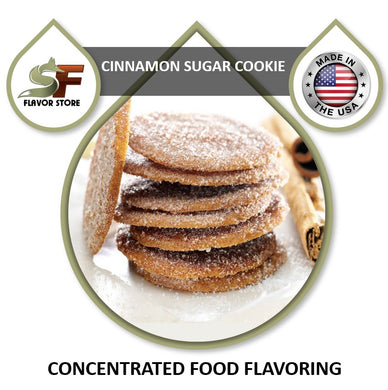 Cinnamon Sugar Cookie Flavor Concentrate 1oz