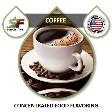 Coffee Flavor Concentrate 1oz