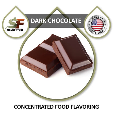 Dark Chocolate Flavor Concentrate 1oz