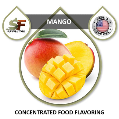 Mango Flavor Concentrate 1oz