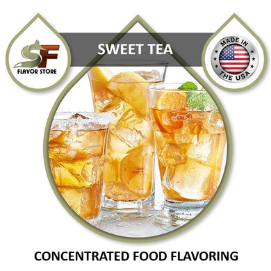 Sweet Tea Flavor Concentrate 1oz