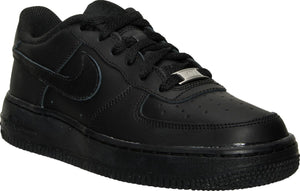 Big Kids Nike Air Force One Low Af1 Gs Sneaker In Black