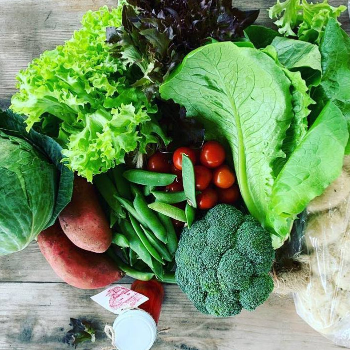 AUBURN HOME DELIVERY PRODUCE BASKET
