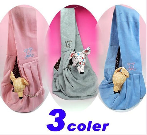 Kennel Cat's nest Pet Supplies Pet  bag Love embrace Magic Pet bag Pure cotton Close to body comfortable Dog cat bag