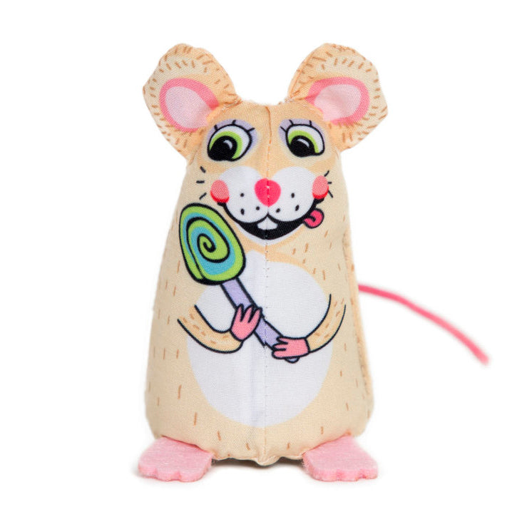 Sweet Baby Mice Lolli Toy