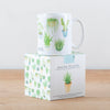 House Plants Ceramic Mug