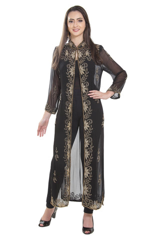TRENDY KURTI AND JACKETS. YOU CAN WEAR THIS ON MULTIPLE OCCASIONS AND STILL LOOK TRENDY FOR A NEW OCCASION.