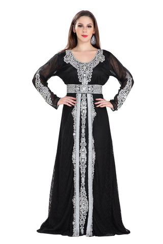 MUSLIM ABAYA AND KAFTAN. DESIGNER ABAYA COLLECTION FROM MAXIM CREATION.  POLYESTER GEORGETTE ABAYA SPECIAL RAMADAN JALABIYA RAMZAN JELLEBIYA.  ISLAMIC TRADITIONAL CLOTHING ADORNED BY WOMEN ALL OVER THE WORLD.