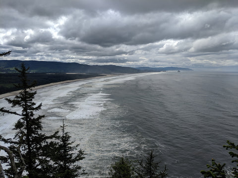 Oregon Coast from Cape Lookout