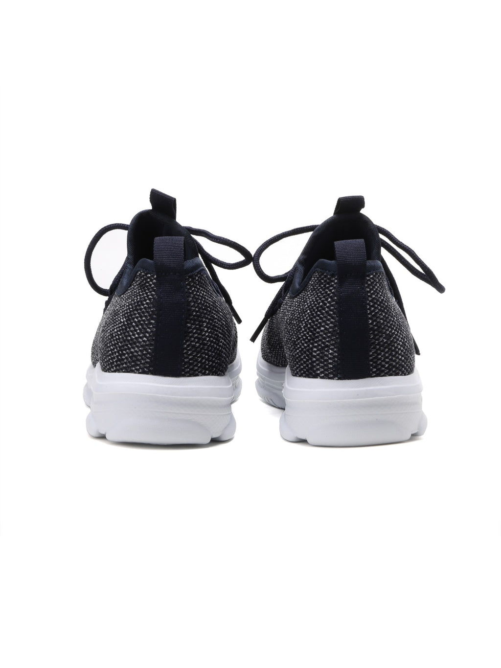 Larrie Navy Fashioned Lightweight Sporty Sneaker