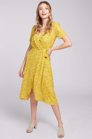 Blooming Wildflowers Dress