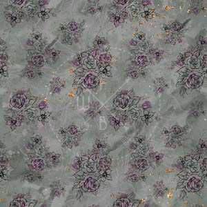 WCFB Floral Bouquets on Grey