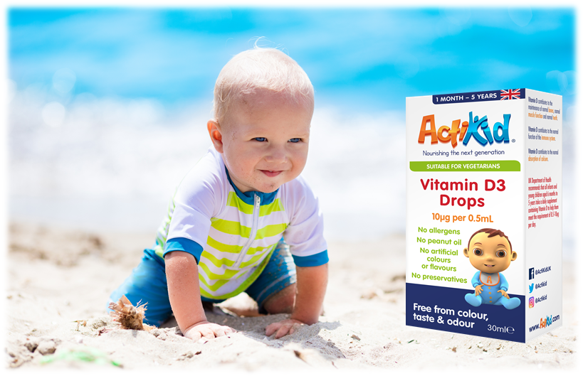 Is your child suffering from Vitamin D deficiency?