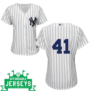 Miguel Andujar Home Women's Cool Base Player Jersey