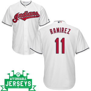 Jose Ramirez Home Cool Base Player Jersey