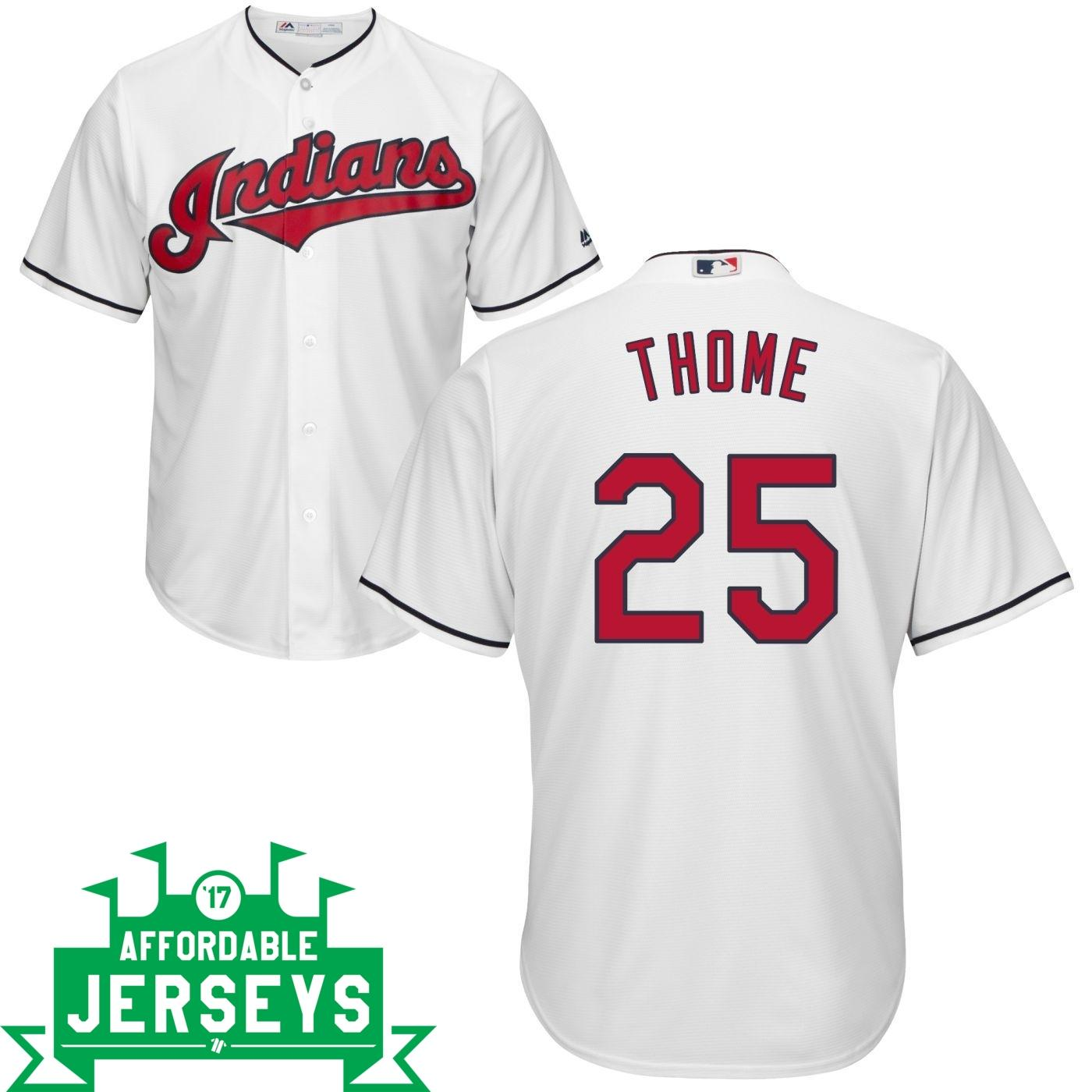 Jim Thome Home Cool Base Player Jersey
