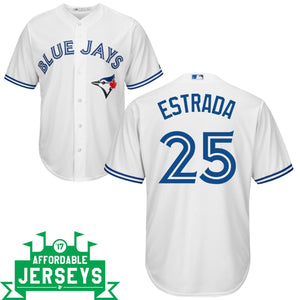Marco Estrada Home Cool Base Player Jersey