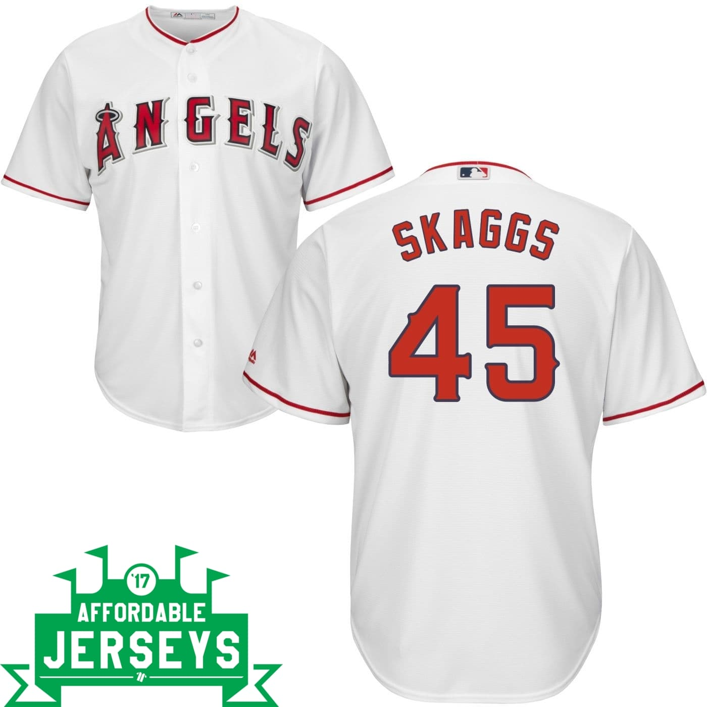 Tyler Skaggs Home Cool Base Player Jersey
