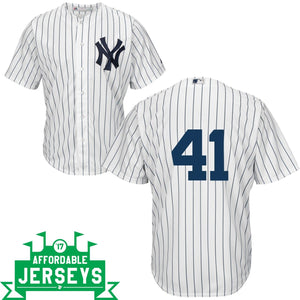 Miguel Andujar Home Cool Base Player Jersey