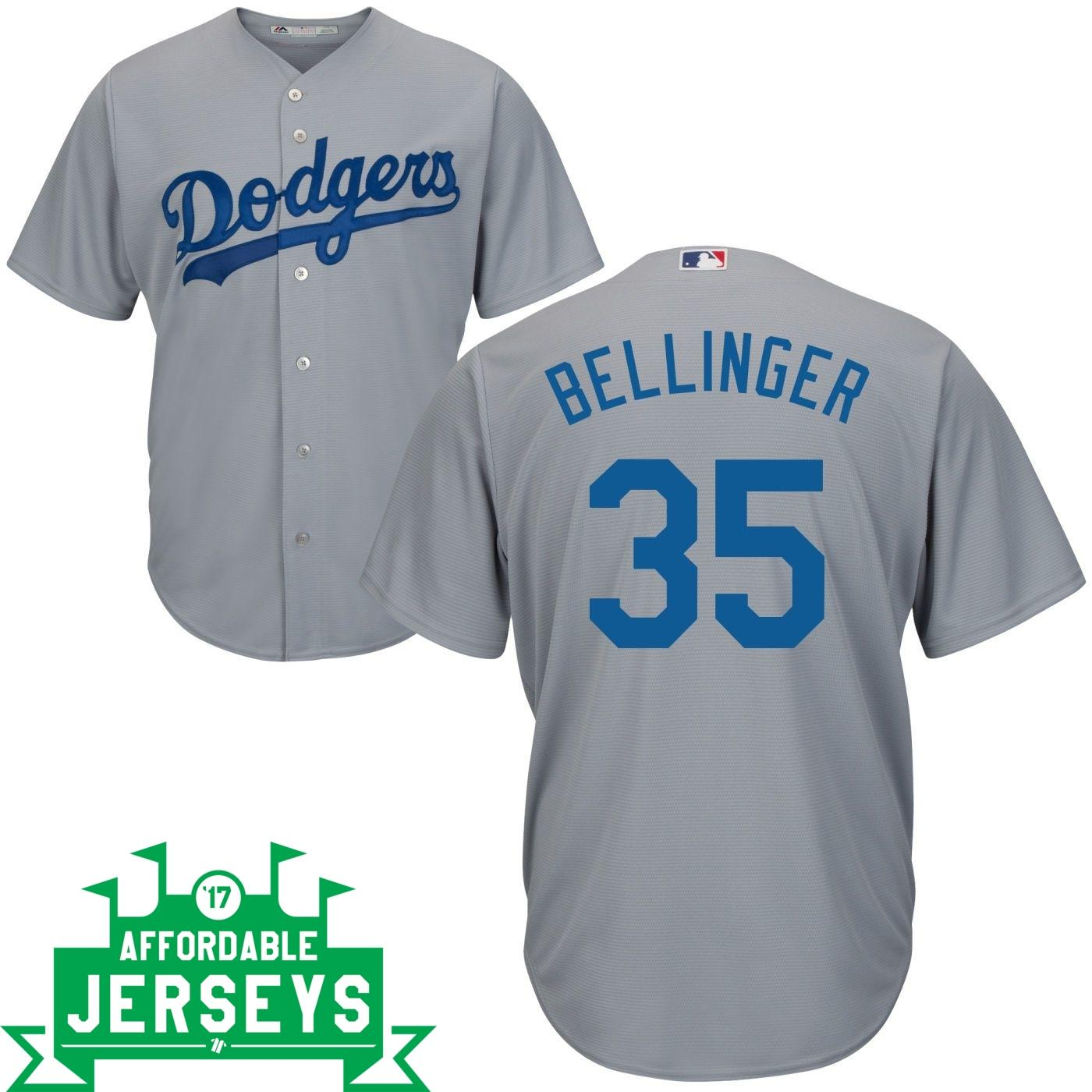 Cody Bellinger Road Cool Base Player Jersey