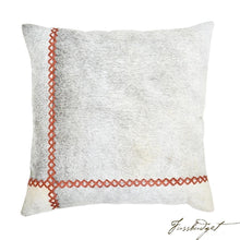 Load image into Gallery viewer, Windsor Pillow - Coral-Fussbudget.com