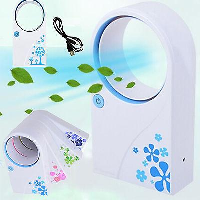 Summer Portable Handheld Mini No Leaf Air Conditioner