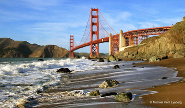 Golden Gate Series No. 8 - Gallery-by-the-Sea Carmel