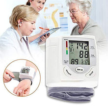 Best Wrist Home Blood Pressure Monitor Cuff