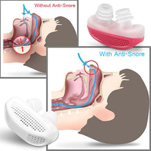 Anti Snore Sleeping Aid