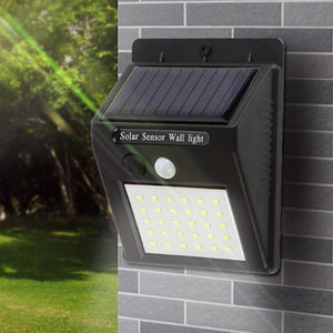Waterproof Motion Sensor Activated Led Light