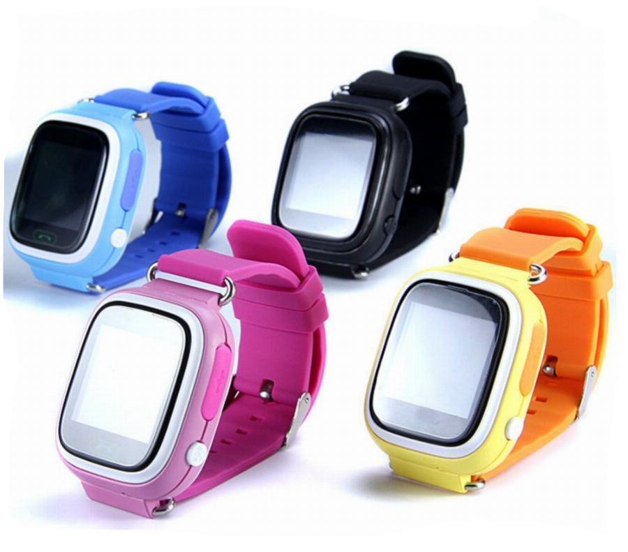 Waterproof Kids Smart GPS Tracker Watch