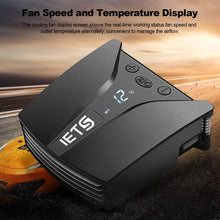 External Cooling System For Computer Cooler Cooling Vacuum Fan