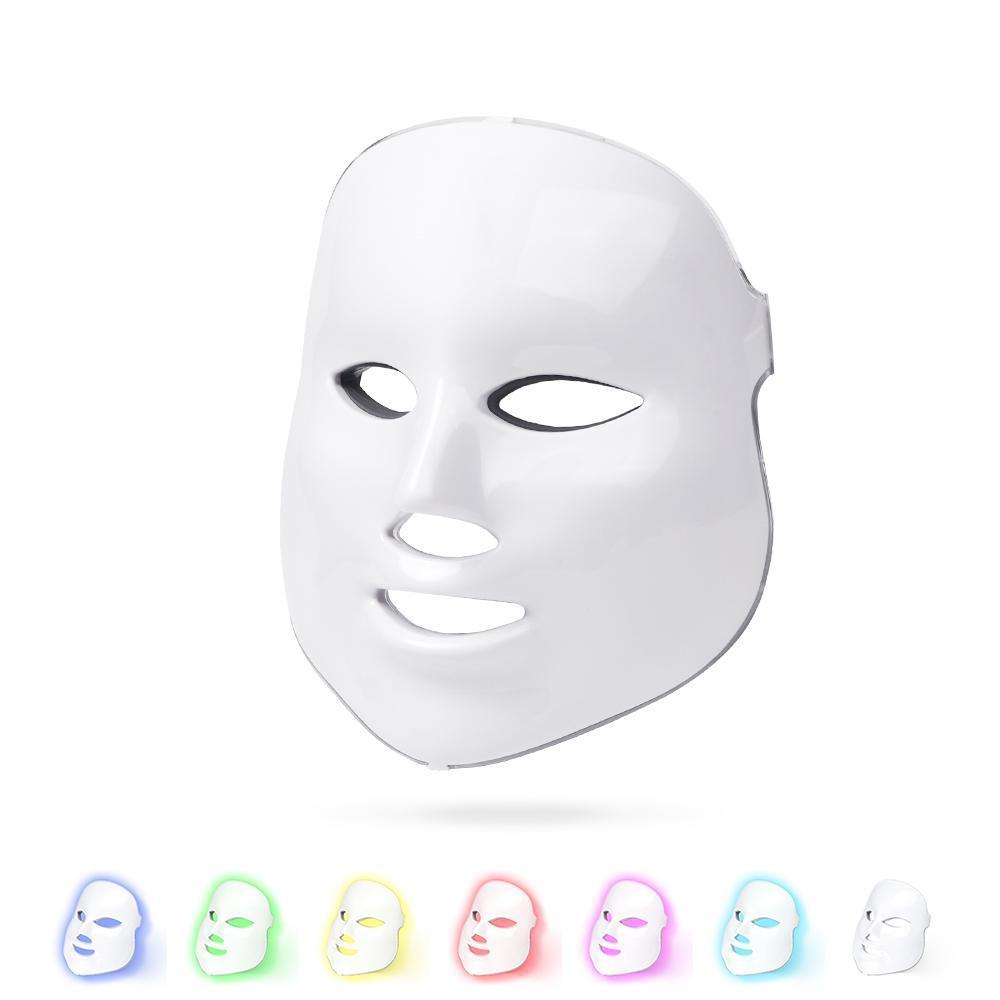 Smart Light Therapy Skin Care Mask