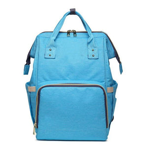 Cute Backpack Diaper Baby Bag For Mums and Dads