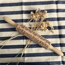 RollMas™ Christmas Decoration Rolling Pin