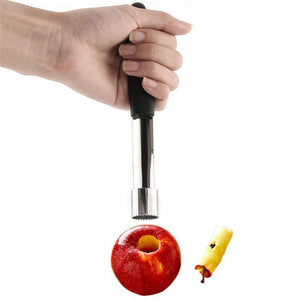Apple  Corer Stainless Steel Fruit  Pear Corers Seed Remover Pitter  Easy Twist Kitchen Core Tool Ma25