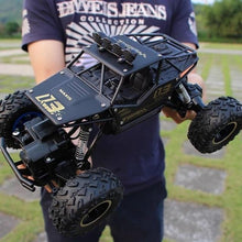 Mini RC Rock Crawler Truck
