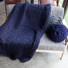 Original Chunky Knit Blanket