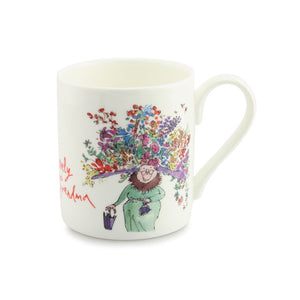 Lovely Grandma China Mug