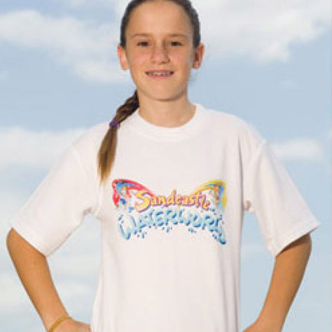 Personalised Printed Photo Kids T-Shirt
