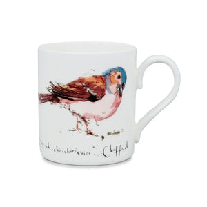 Madeleine Floyd Coal Tit China Mug