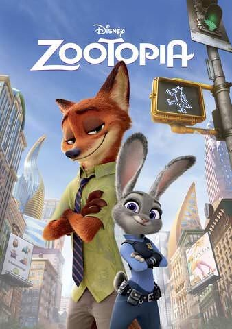 Zootopia Vudu or Movies Anywhere HD redeem only