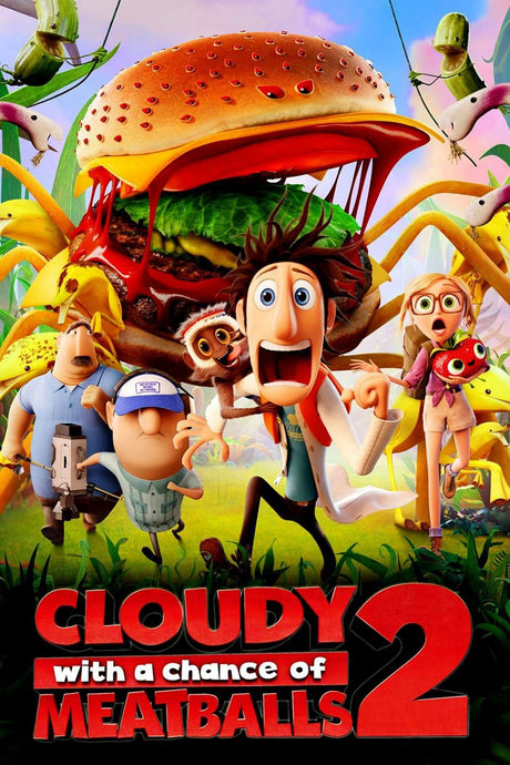Cloudy With A Chance Of Meatballs 2 Movies Anywhere HD code