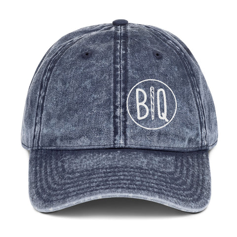 Aggressively Awesome Vintage Cotton Dad Cap