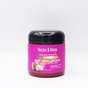 HEAVENLY HYDRATION CURL MOISTURIZING BUTTERCREAM (8.5 OZ)