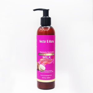 HEAVENLY HYDRATION LEAVE-IN DETANGLING MILK (8.5 OZ)