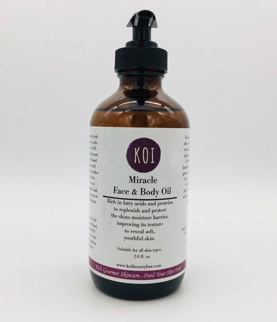 Miracle Face and Body Oil