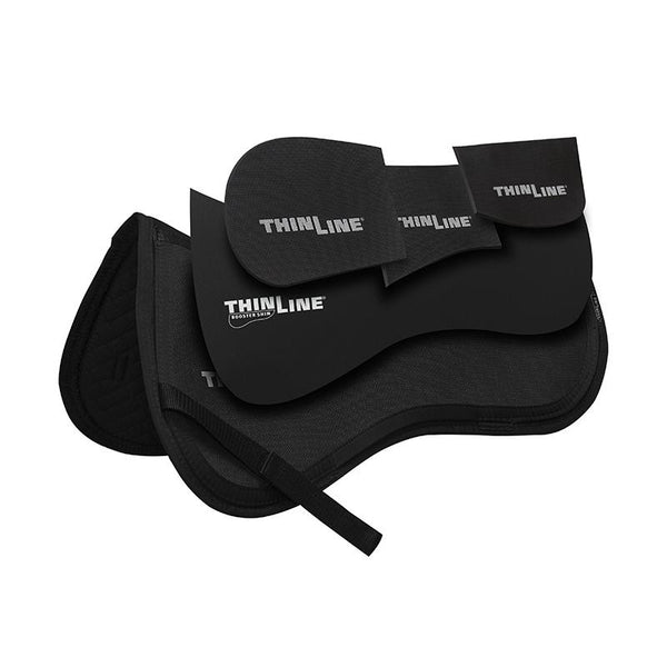 ThinLine Saddle Fitting Shims for English Trifecta Cotton Half Pad