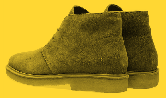 The Chukkas You Want, Now Marked Down
