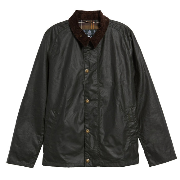 Heskin Waxed Cotton Jacket